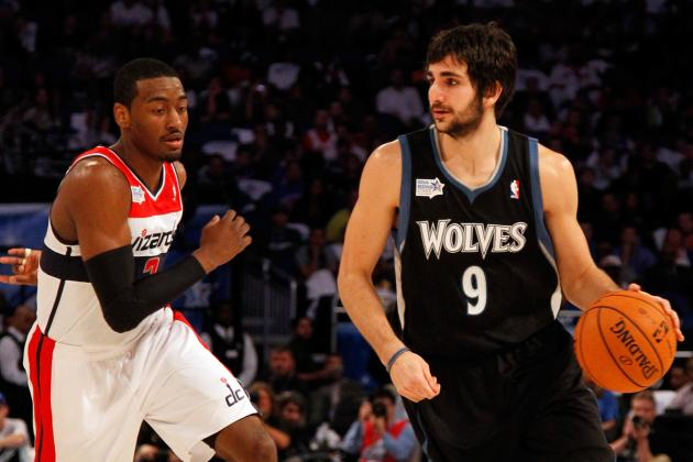 Ricky Rubio Discusses His Recovery, Reminds Us What We're Missing