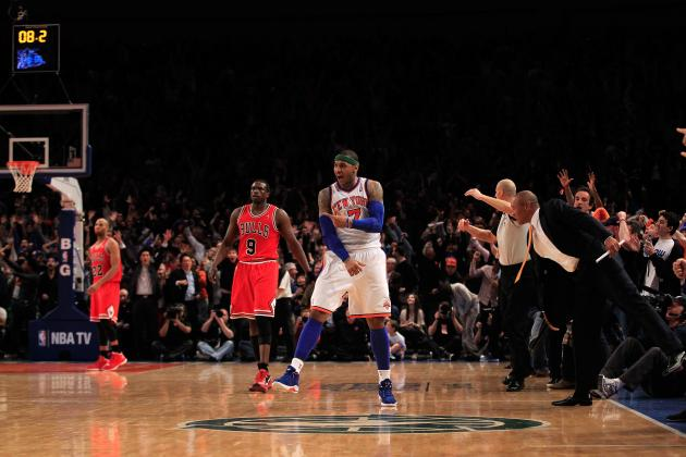 Knicks vs. Bulls: How Prolific Matchup Affects the Eastern Conference