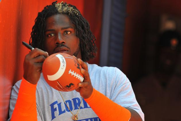 Florida Football: What Ronald Powell's Injury Means for the Gators' LB Depth