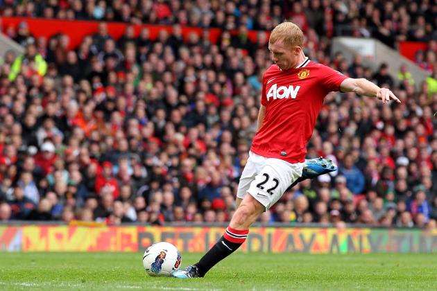 Paul Scholes: Why It's Vital Manchester United Legend Stays on for Another Year