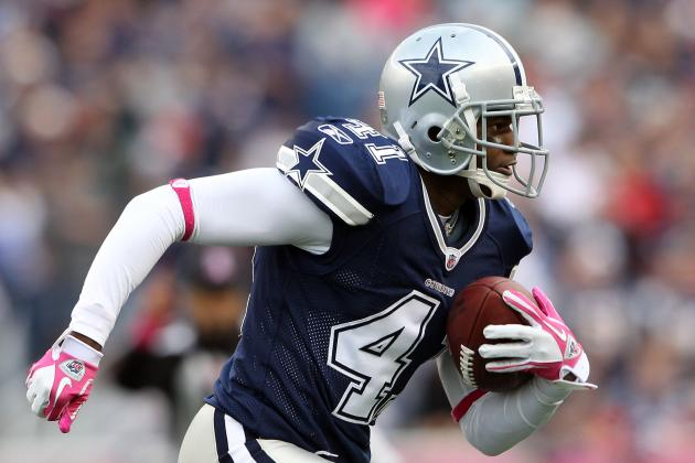 NFL Draft Impact: Bengals Sign Former Cowboys Cornerback Terence Newman