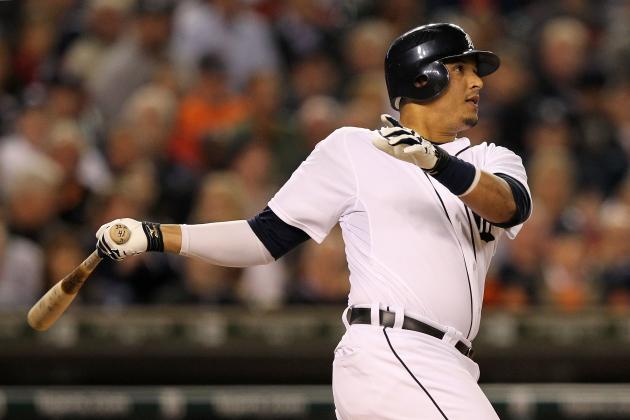 Tigers' V-Mart May Return in Time to Depose Delmon Young?