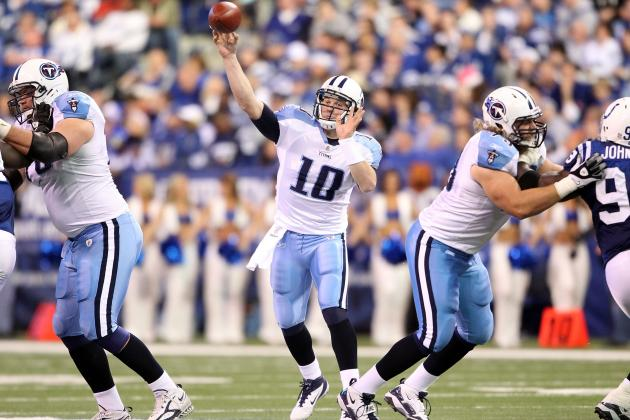 2012 Tennessee Titans Schedule: Full Listing of Dates, Time and TV Info