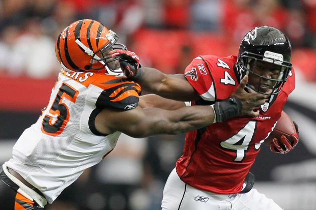 Cincinnati Bengals Trade LB Keith Rivers to Giants, Make More Roster Moves