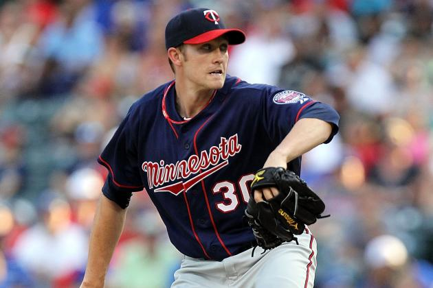 Minnesota Twins Want Second Opinion on Scott Baker 'This Week'