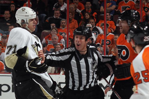 2012 Stanley Cup Playoffs: Penguins vs. Flyers Game 1 Live Blog