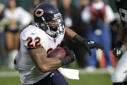 Chicago Bears Should Put Serious Thought into Trading Matt Forte