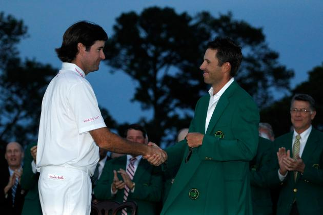 Masters 2012: Bubba Watson Emerges as the Anti-Tiger Woods