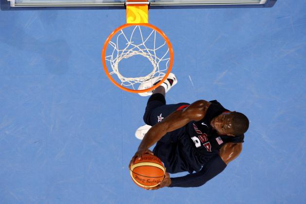 NBA's Olympians Should Be Paid, but It's on Them to Ask