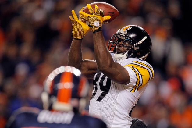 WR Jerricho Cotchery Signs with Steelers After Meeting with St. Louis Rams