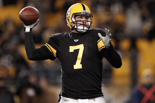 2012 Pittsburgh Steelers Schedule: Full Listing of Dates, Time and TV Info