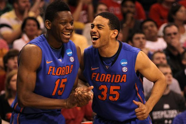 Florida Walter Pitchford: Florida Forward Walter Pitchford Transferring