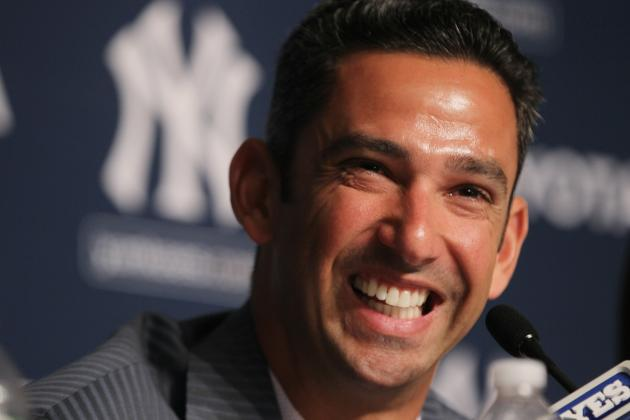 Jorge Posada Will Make Return to the Bronx on Friday for Ceremonial First Pitch