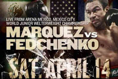 Juan Manuel Marquez vs. Sergey Fedchenko: Start Time, Live Stream and Schedule