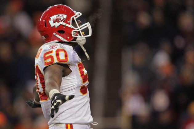 Kansas City Chiefs 2012 Schedule: Full Listing of Dates, Time and TV Info