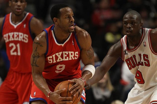 2012 NBA Playoffs: Should 76ers Want to See Bulls or Heat in the Playoffs?