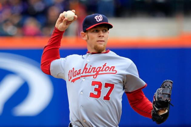 Stephen Strasburg Strong Yet Again, Nationals Roll to 4-0 Win over Mets
