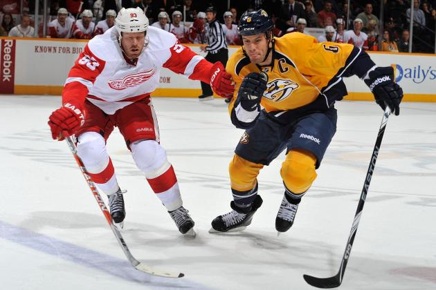 Detroit Red Wings Playoff Concerns