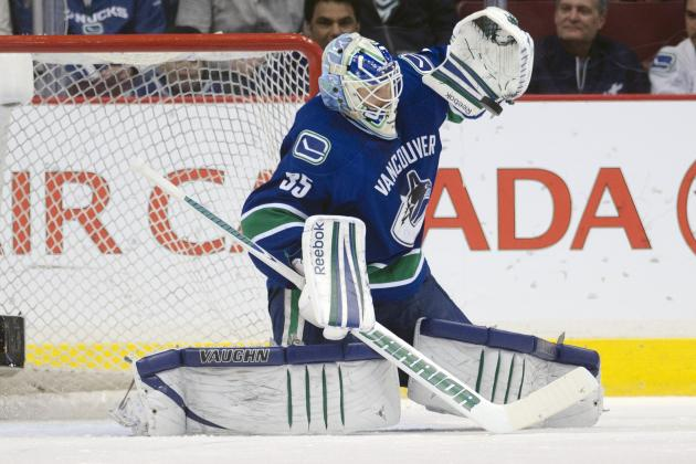 NHL Playoffs 2012: The Vancouver Canucks Need to Go with Cory Schneider in Net