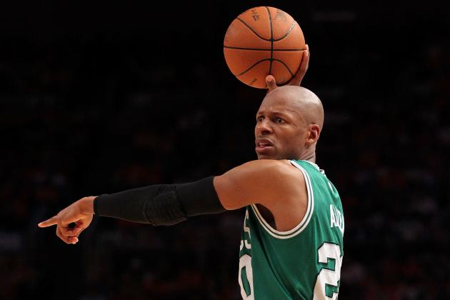 Boston Celtics: Allen's Choice to Sit so Bradley Can Start Shows Bigger Picture