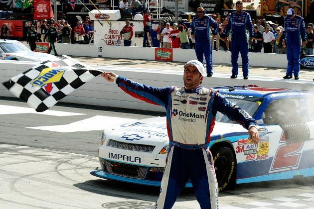 NASCAR: Can Elliott Sadler Keep Up His Fast Start to the Nationwide Season?