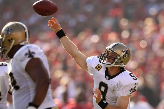 2012 New Orleans Saints Schedule: Full Listing of Dates, Time and TV Info