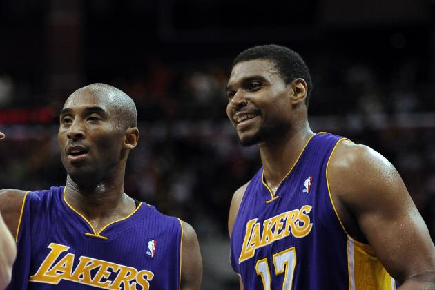 Andrew Bynum's Rise Makes a Kobe Bryant Amnesty Less Likely