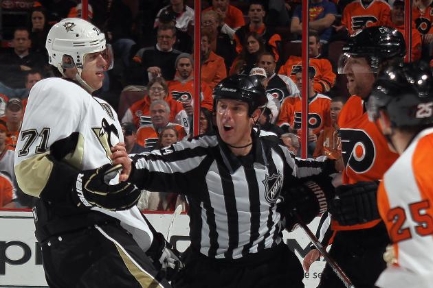 NHL Playoffs 2012: Pittsburgh Penguins vs Philadelphia Flyers Series Preview