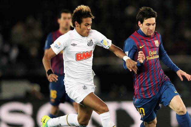FC Barcelona: Why Pele Should Quit Comparing Messi with Neymar