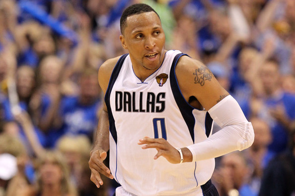 Shawn Marion: Just a Basketball Player Among Basketball Players