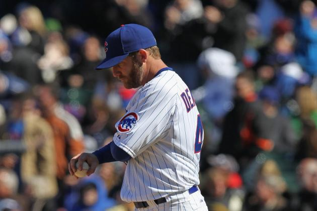 Ryan Dempster Spoils His Own Gem, Cubs Lose Again to the Milwaukee Brewers