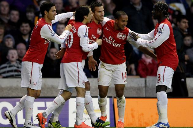 12 Reflections on Arsenal's 3-0 Victory over Wolverhampton Wanderers