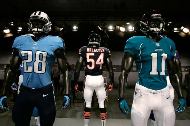 Why a Nike-NFL Pairing Is Horrible for the Sport