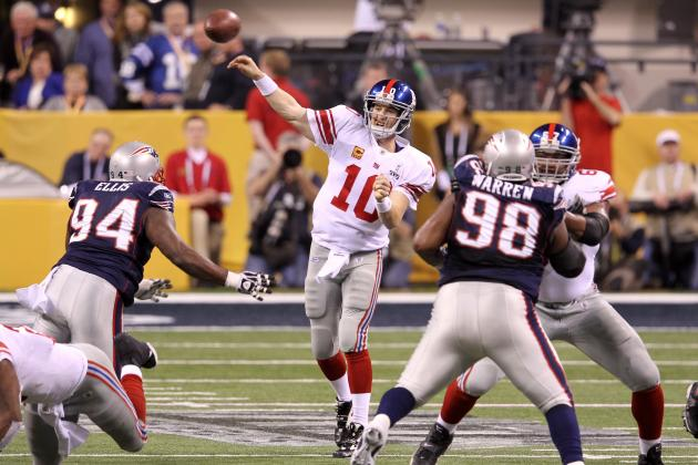 2012 NFL Draft: Protecting Eli Must Be No. 1 Priority for the Giants