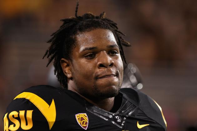 2012 NFL Draft: Browns Actually Have 'Zero Interest' in Vontaze Burfict