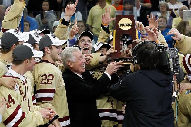 College Hockey Power Rankings: BC Finishes the Season on Top