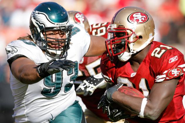 Trevor Laws: St. Louis Rams Sign Former Philadelphia Eagles DT