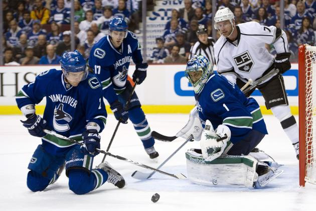 NHL Playoffs 2012: Vancouver Canucks vs Los Angeles Kings Series Preview