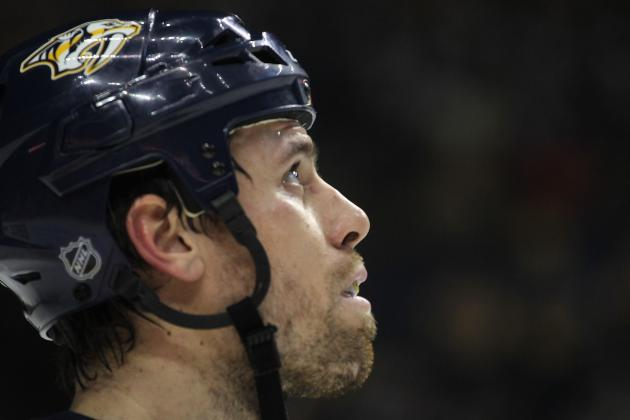 NHL Playoffs: Shea Weber Deserves a Suspension for His Actions
