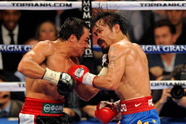 Pacquiao vs Marquez: 4th Fight Could Be Held in Mexico City?