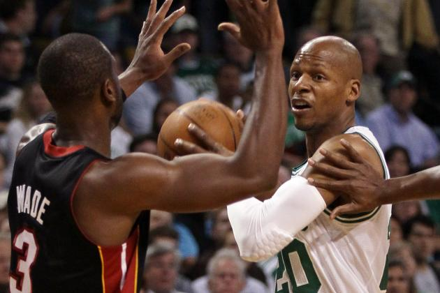 Should NBA Olympians Be Paid? Dwyane Wade and Ray Allen Think so