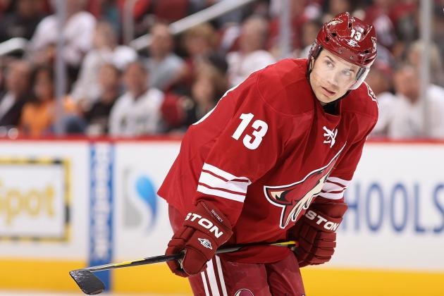 NHL Playoffs 2012: Phoenix Coyotes Enter Post-Season with Confidence