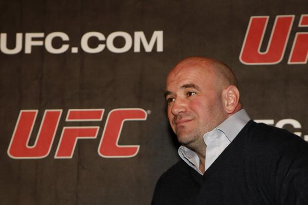 Fighter Code of Conduct Has to Be on UFC's Agenda at Fighter's Summit