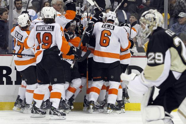 NHL Playoffs 2012: 1st Night Full of Surprises