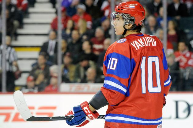 NHL Mock Draft 2012: Full First-Round Predictions for the NHL Entry Draft