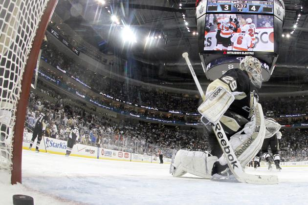 2012 Stanley Cup Playoffs: 3 Changes Penguins Must Make, Plus Bylsma Post-Game