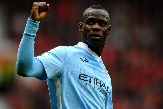 Super Mario Balotelli and His Manchester City Madness