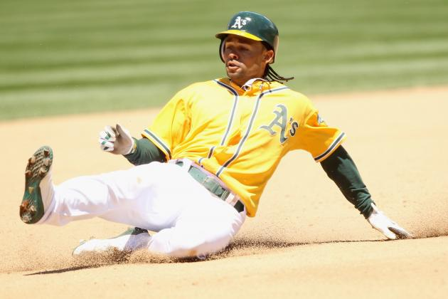 Fantasy Baseball 2012: Rest-of-Season Projections for Steals Leaders