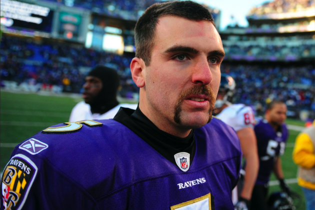 Baltimore Ravens: Could 2012 Be Joe Flacco's Final Season with the Team?