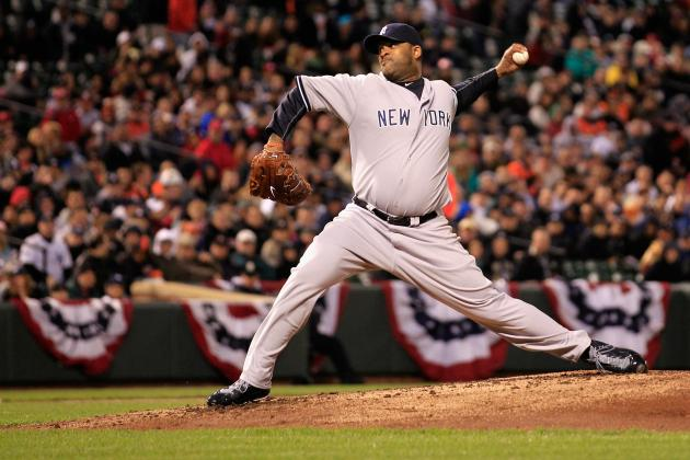 New York Yankees: Should the Bombers Be Concerned About CC Sabathia?